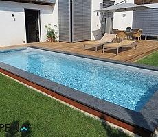 Piscines magiline piscine spa 74 haute savoie et suisse for Piscine sauna hammam